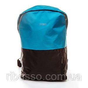 Рюкзак чоловічий міської Astana BST 320010 32х16х46 див. блакитний