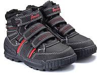 Качественные  зимние  ботинки   american club для мальчика 29 р-р - 18.5 см, фото 1