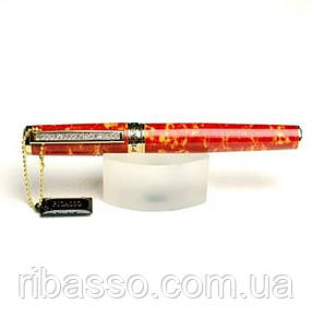 "Роллер ручка PICASSO 918-R-OR 138 мм красная ""Misty Red"""