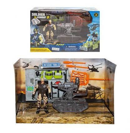 """Игровой набор """"Soldier Combat: Patrol Force"""" 81-43A"""