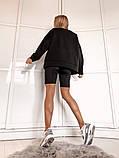 Теплая женская кофта oversize 39-577, фото 6