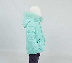 """Костюм зимовий для дівчинки """"Мімі"""", фото 3"""