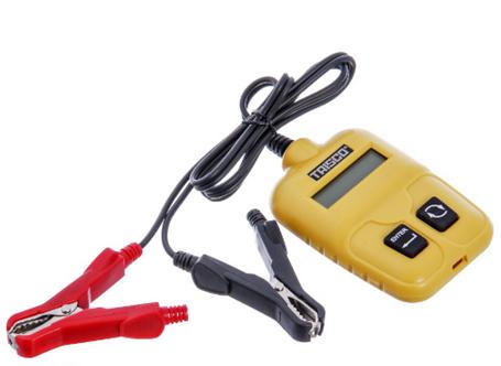 Тестер автомобильных аккумуляторов TRISCO IBA-600, фото 2