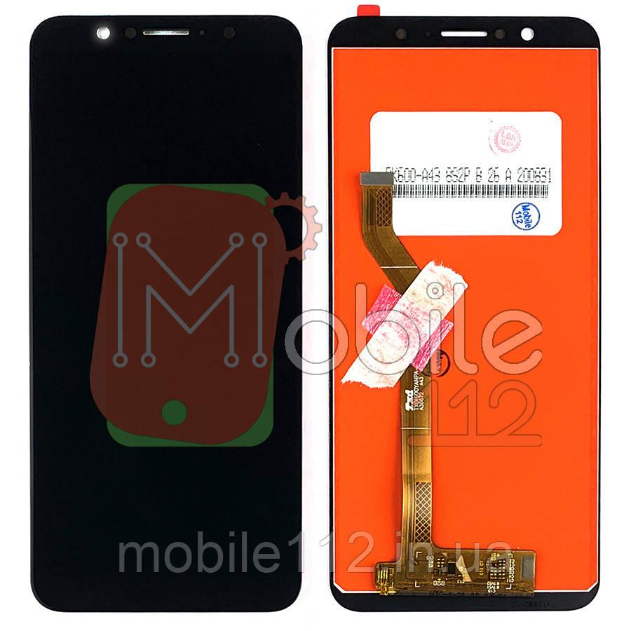 Экран (дисплей) Asus ZenFone Max Pro M1 ZB601KL ZB602KL + тачскрин черный
