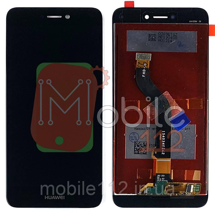 Экран (дисплей) Huawei P8 Lite 2017 PRA-LX1 LX2 LX3 LA1 TL10 TL20 AL00 AL00X TAG-L21 L32 + тачскрин черный оригинал Китай