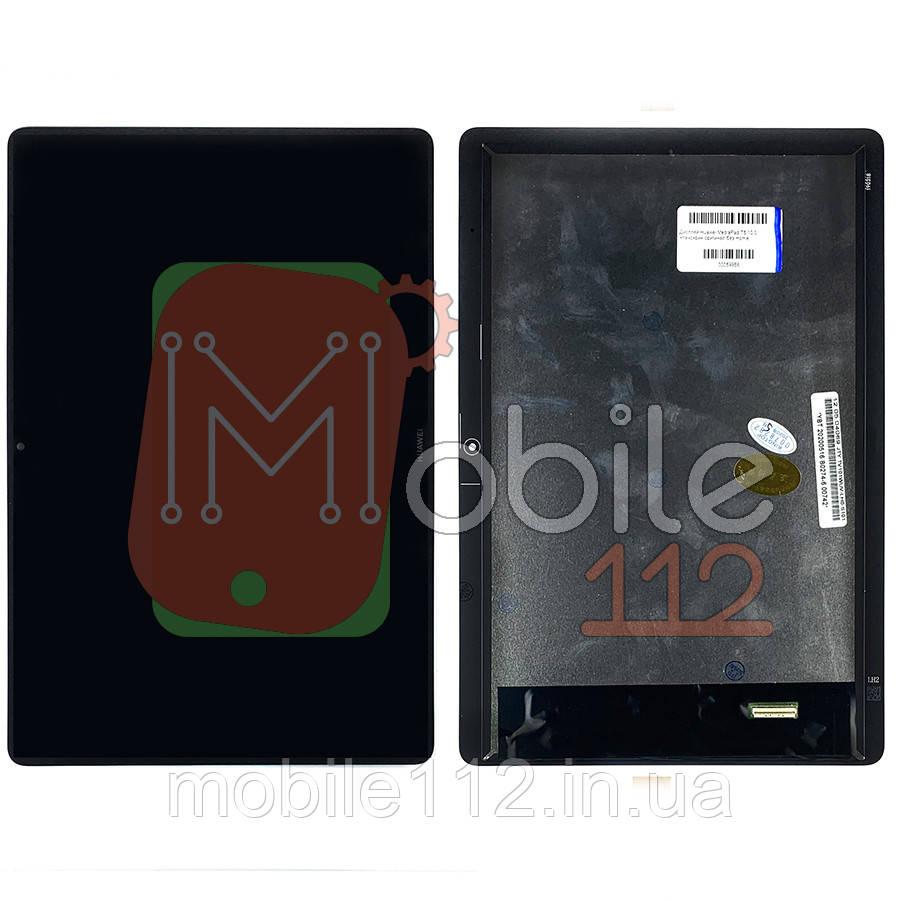 """Экран (дисплей) Huawei MediaPad T5 10.0"""" AGS2-L09 AGS2-L03 + тачскрин черный без отверстия под кнопку Home"""