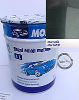 Базовая эмаль (металлик, UNI) MOBIHEL 360 - СОЧИ, 1л