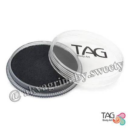 Аквагрим TAG Перламутровый Черный 32g