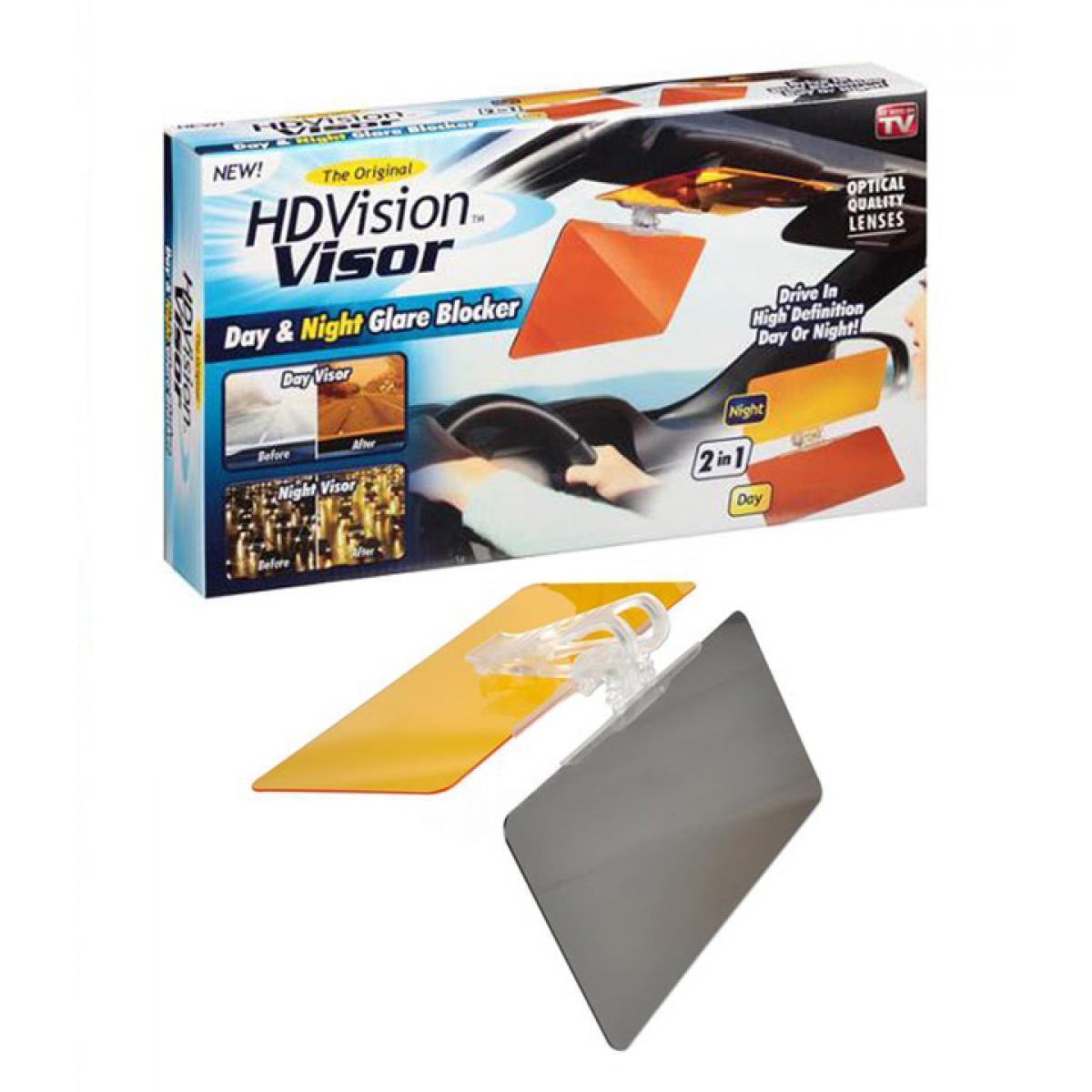 Солнцезащитный антибликовый козырек для дня и ночи HD Vision Visor