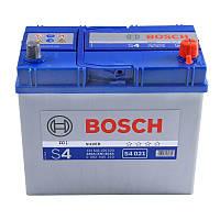 Аккумулятор автомобильный Bosch S4 021 45Аh 0092S40210, фото 1