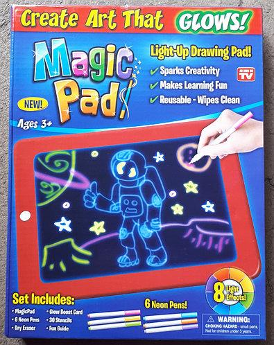 Планшет для рисования 3D Magic Pad / Рисуй Светом