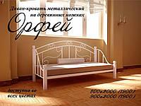 Диван -Кровать Орфей на деревянных ногах
