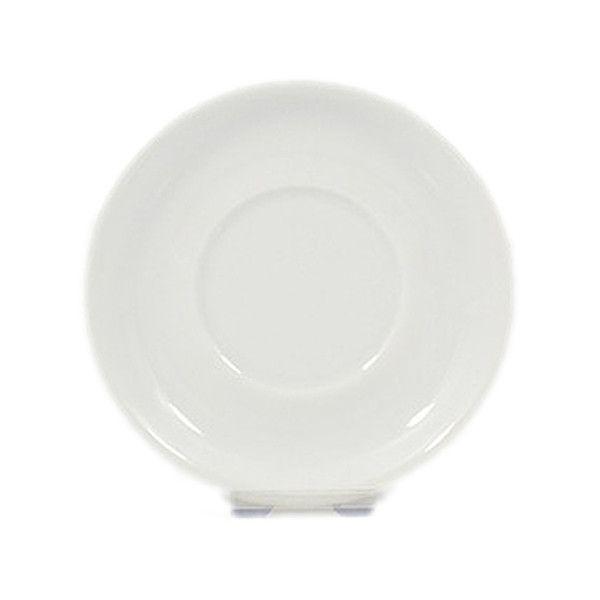 Блюдце фарфоровое универсальное Lubiana Hel 160 мм (615)