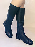 Женские осенне-весенние сапоги на низком каблуке. Натуральная кожа. Люкс качество. Erisses. Р 37.38.39.40, фото 10