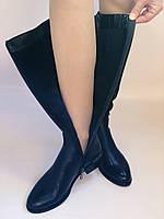 Женские осенне-весенние сапоги на низком каблуке. Натуральная кожа. Люкс качество. Р. 35.36. 37.39.Molka, фото 10