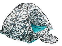 Палатка зимняя автомат Winner с дном 1,8x1,8