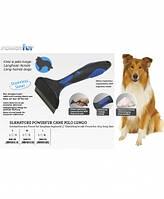 Фурминатор Croci POWERfur для длинношерстных собак, S
