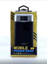 Моб. Зарядка POWER BANK UKC - 38000+LCD+2USBmah (120)