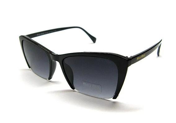 Женские модные очки от солнца Miu-Miu