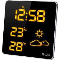 Метеостанция портативная для дома и офиса ECG MS 007