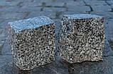 Бруківка гранітна Французька пилено-колота 100х100, фото 2