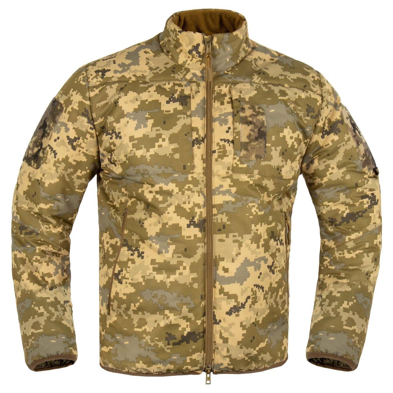 Куртка демисезонная утепленная P1G-Tac® SILVA-Camo - MM-14
