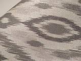Рулонные шторы термо Фольк C-642 серый, фото 3