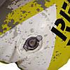 Надувные санки тюбинг Гоночная машина For Fun WSP170015 102х62 см Yellow, фото 2
