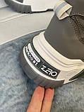 Сірі зимові черевики, кросівки маленькі розміри, фото 5