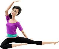 Кукла Барби Подвижная артикуляция 22 точки - Barbie Made to Move Asha DHL84