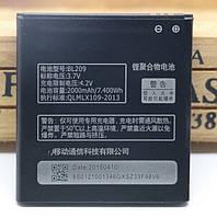 Аккумуляторная батарея к телефону Lenovo A706, A788T, A820E, A760, A516, A378T, A398T (2000 mAh) BL209, фото 1