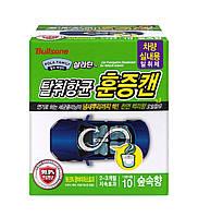 Нейтрализатор Bullsone Polar Family запахов и бактерий в салоне авто/лесной аромат/185 гр