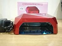 Сушилка для ногтей Beauty Nail УФ сушилка для ногтей Лампа для ногтей LED Лампы для сушки гель лака