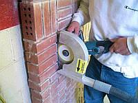 Резка штробы Нарезка штроб Проштробить стену из бетона