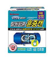 Нейтрализатор Bullsone Polar Family запахов и бактерий в салоне авто/аромат мята/185 гр