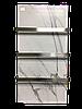 Керамический полотенцесушитель с терморегулятором LIFEX ПСК600R (белый мрамор)