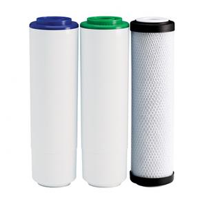 Комплект картриджей Ecosoft Улучшенный CRV3ECO для тройных фильтров + Подарок, фото 2