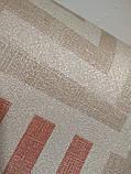 Рулонні штори термо Фольк C-641 бежевий, фото 3