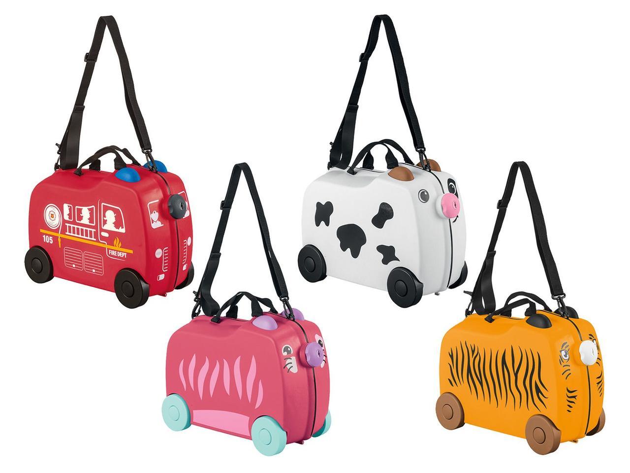 Дитяча валіза TOPMOVE® для подорожей