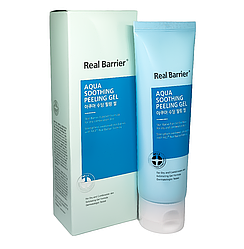 Заспокійливий пілінг-гель Real Barrier Aqua Soothing peeling gel
