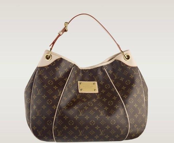 Женская сумка Louis Vuitton Galliera PM Monogram Canvas