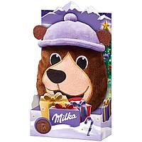 Новогодний набор Milka Медвежонок