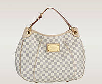 Женская сумка Louis Vuitton Galliera Damier Azur Canvas