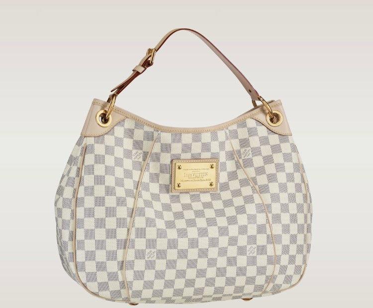 002f635e91f5 Женская сумка Louis Vuitton Galliera Damier Azur Canvas - VKstore в Киеве