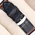 Стильные наручные часы Breitling Silver/White 1002-0008 для мужчин, фото 2