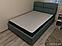 Кровать Манчестер без подъемного механизма Novelty™, фото 6