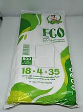 Еко Пакет фасовка 10х22 (500) 11 мкм 10уп/міш