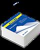 Блок бумаги для заметок Блок бумаги для заметок 80х80х20 мм склеенный Buromax BM.2206