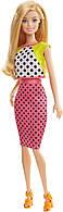 "Кукла Барби ""Модница"" 2016 (Barbie Fashionistas Barbie Doll, Polka Dot Dress)"