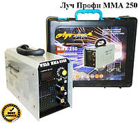 Сварочный инвертор Луч профи ММА-250L (кейс+дисплей)